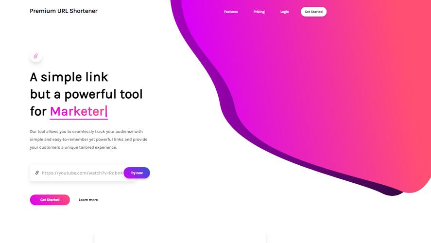 Premium URL Shoretner